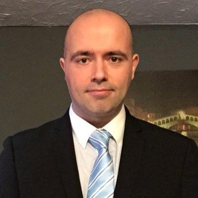 Marcus Stead in February 2018