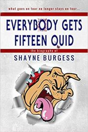 Shayne Burgess Book Cover