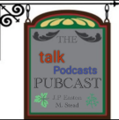 Talk Podcasts Pubcast logo